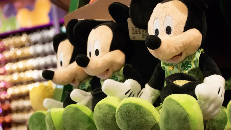 Disney Springs is Full of Green this St. Patrick's Season