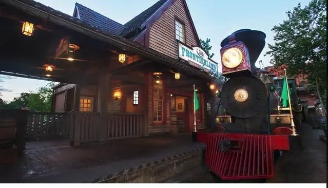 All Aboard! The Walt Disney Railroad has Reopened