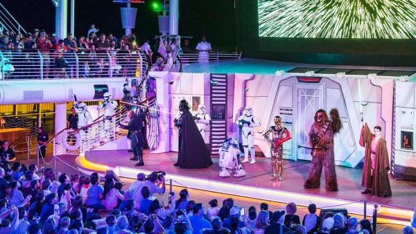 Disney Cruise Line Star Wars
