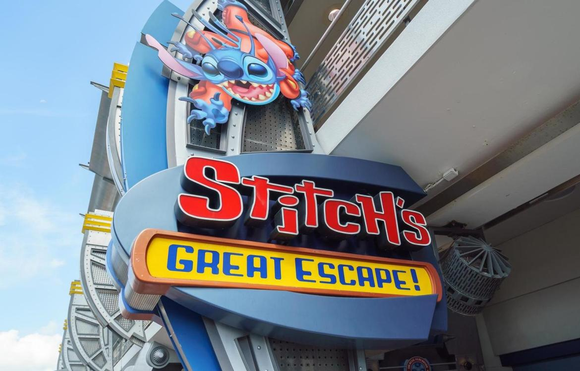 Seasonal Attraction Stitch's Great Escape! Reopening Soon With Summer Hours at Magic Kingdom