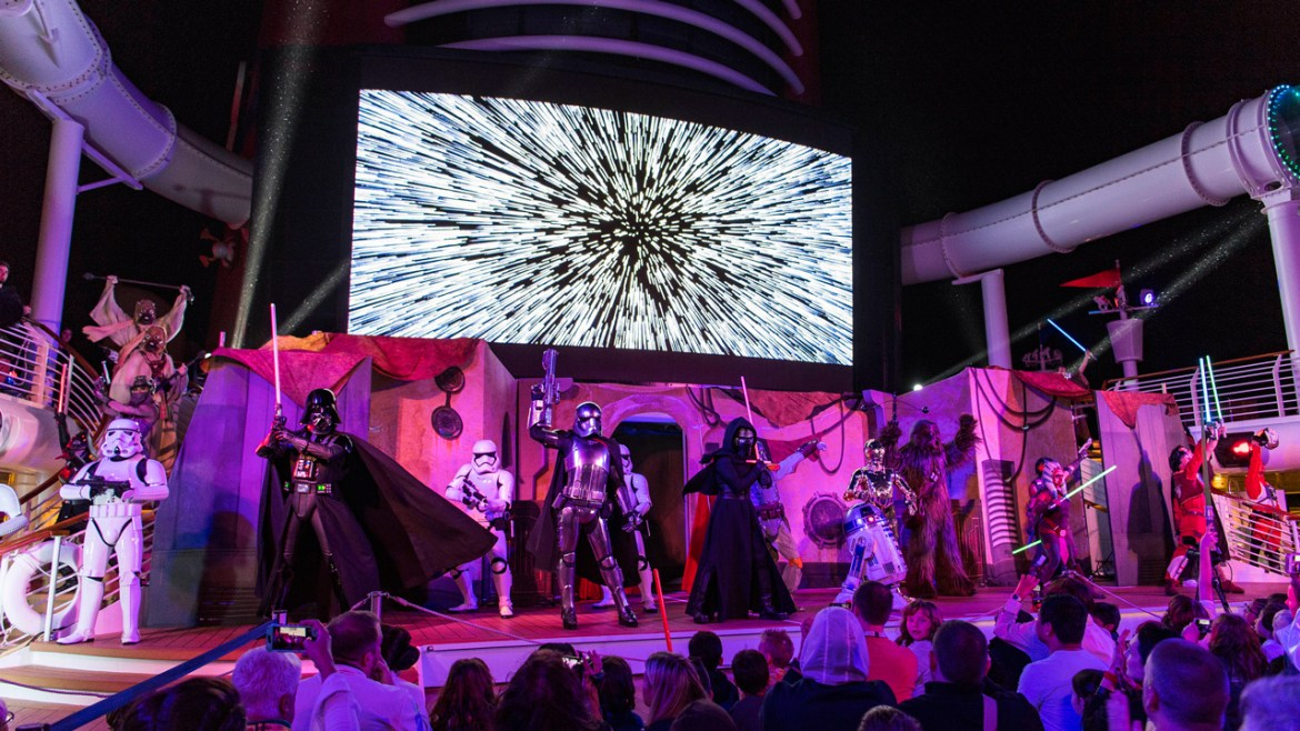 2017 'Star Wars Day at Sea' is Back, Bigger and Better Than Ever