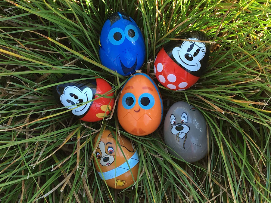 """Egg-stravaganza"" is Back This Spring at Disneyland Parks"