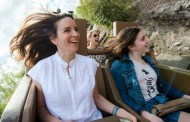Tina Fey Visits Walt Disney World