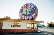 """""""Zootopia""""s First Year Anniversary At Randy's Donuts"""