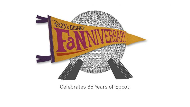 Two D23 Events Announced to Celebrate Epcot's 35th Anniversary