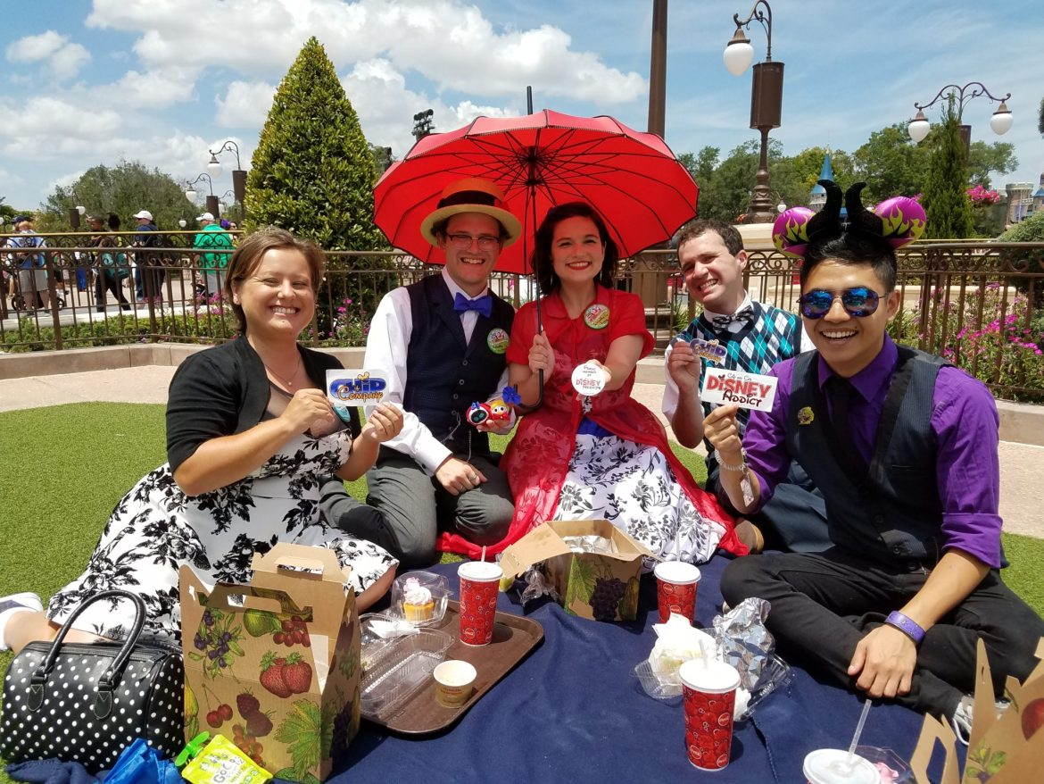 Review Of A Dapper Day at Walt Disney World's Magic Kingdom