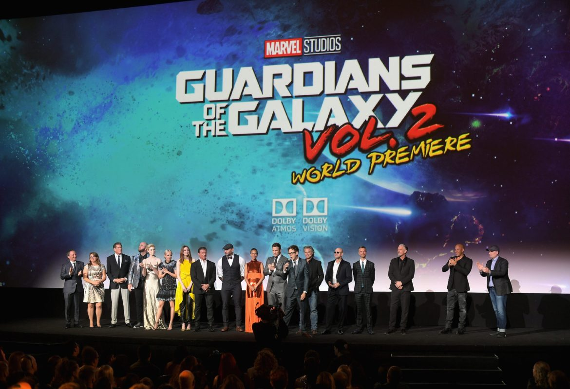 """""""Guardians Of The Galaxy Vol 2"""" Red Carpet Pictures!"""