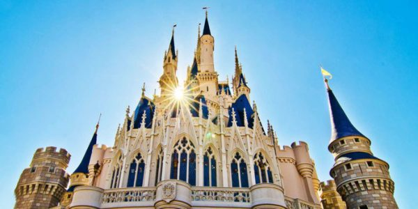 Cinderella Castle Moat Update