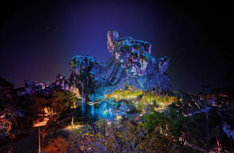 New Amazing Nighttime Photos of Pandora Released