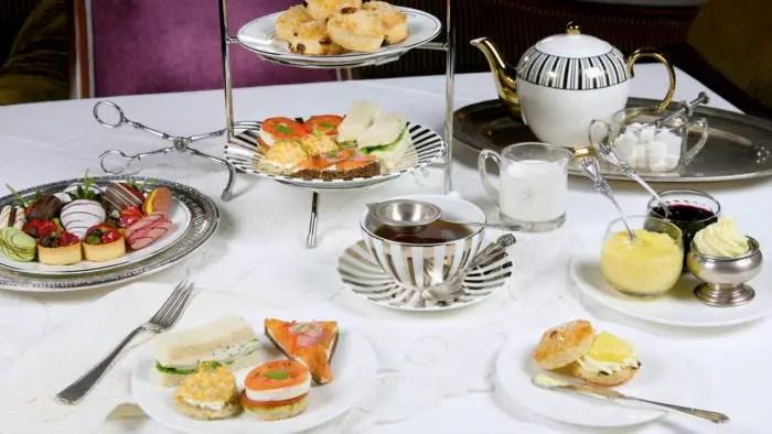 Steakhouse 55 at Disneyland Hotel Offering Easter Tea Service