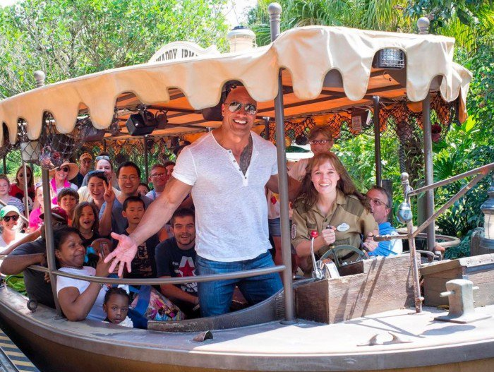 The Rock teases upcoming Disney's The Jungle Cruise Live Action Movie