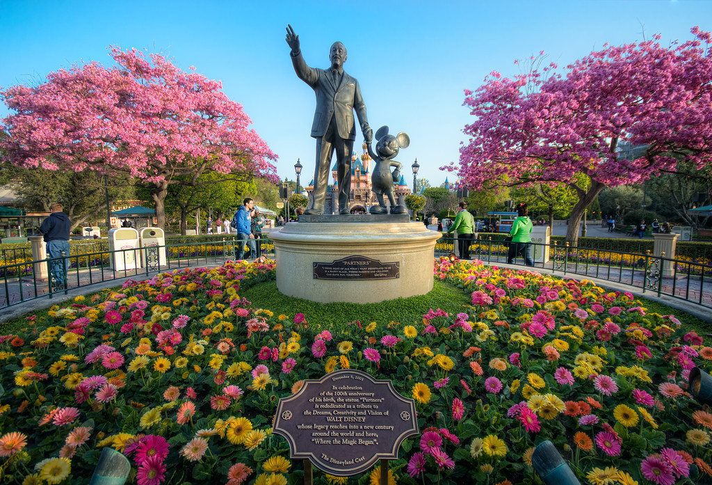 Florida Lawmaker Advocating for a Statue of Walt Disney to Be Erected at U.S. Capitol