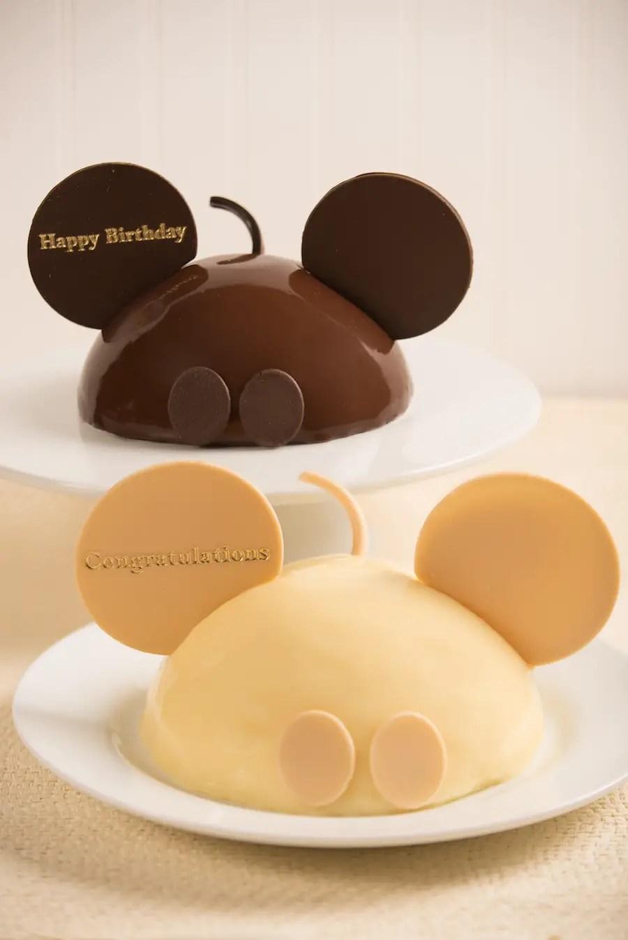 New Celebration Cakes Coming to Walt Disney World