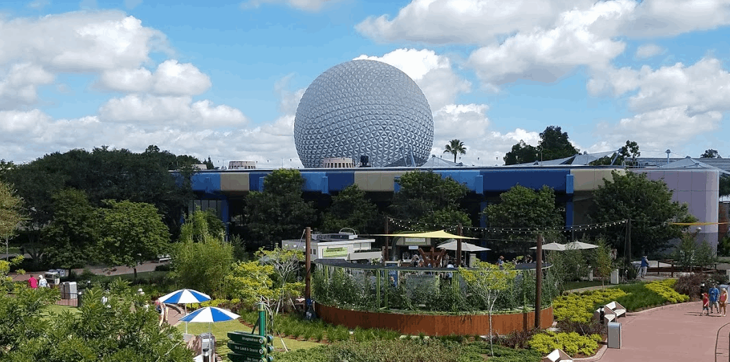 Easter Fun This Sunday at the United Kingdom Pavillion in Epcot