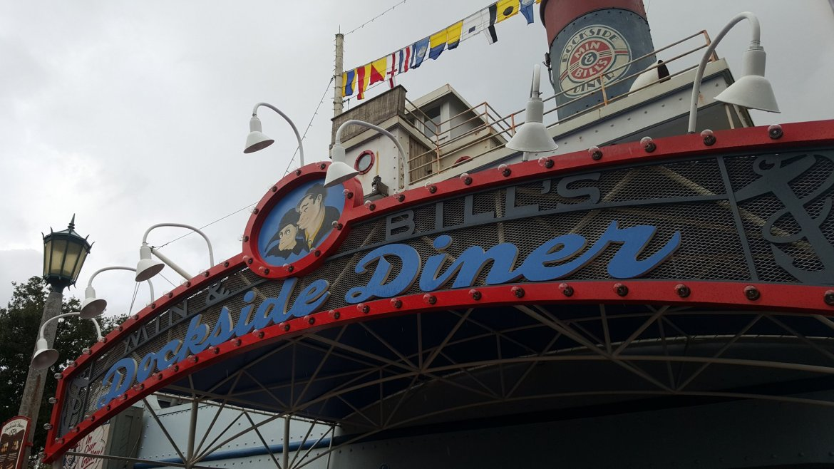 New Breakfast Menu at Min & Bill's Dockside Diner in Hollywood Studios