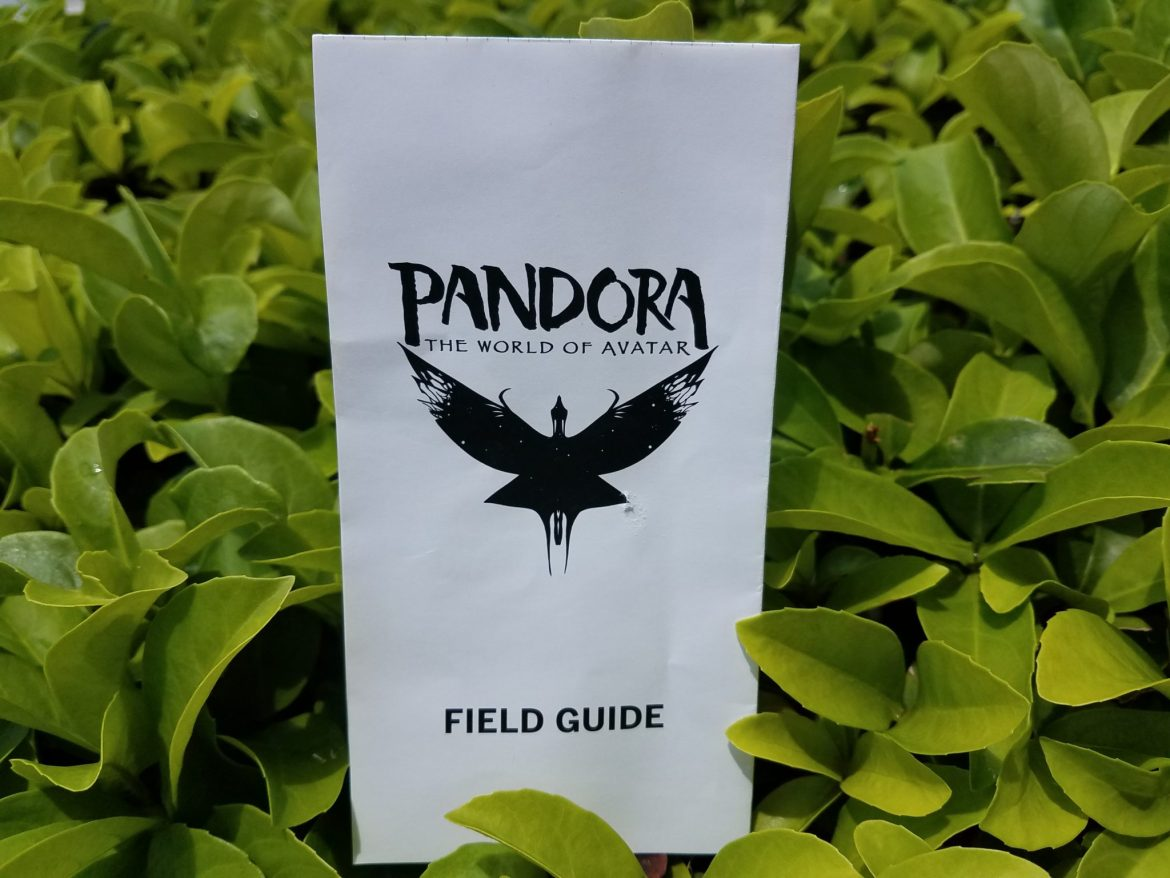 Check Out The Field Guide for Pandora-The World of Avatar