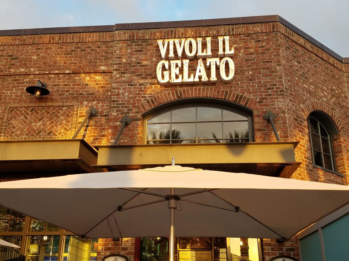 Vivoli il Gelato at Disney Springs Releases Summer Menu Including Special Treat for 2017 Grads