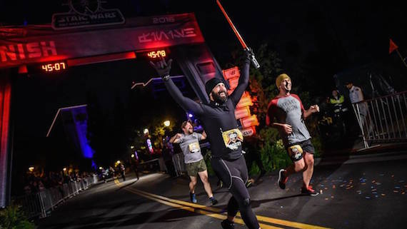 Registration for 2018 Star Wars Half Marathon – The Dark Side is Now Open!