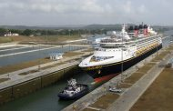 The Disney Wonder is the First Cruise Ship to Travel the Panama Canal Locks.
