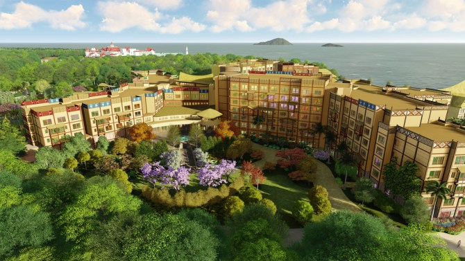 Funding Approved for 1.4 Billion Expansion at Hong Kong Disneyland