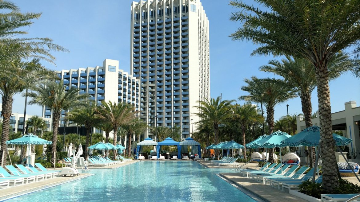 My recent stay at the Hilton Orlando Buena Vista Palace a Disney Springs Hotel