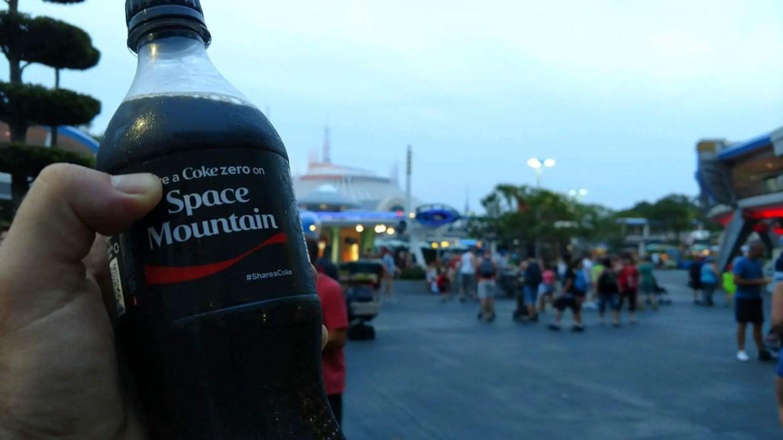 The Coca-Cola 'Share a Coke' Campaign hits Walt Disney World