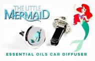 The Little Mermaid Essential Oil Car Air Freshener