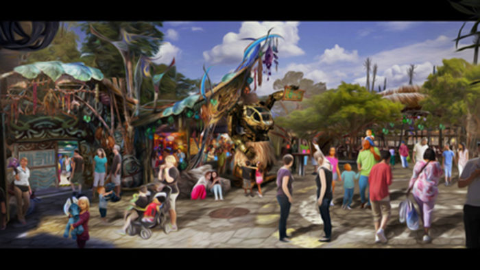 New Pandora Video Shows Imagineers Traveling to Bali and Jakarta for Inspiration