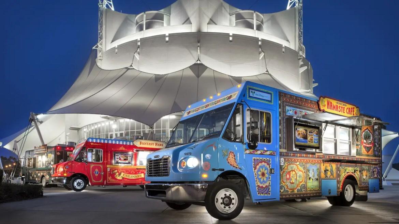 """Disney Springs Is Hosting a Food Truck Rally Called """"Springs Street Eats"""""""