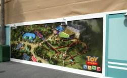 Toy Story Signage
