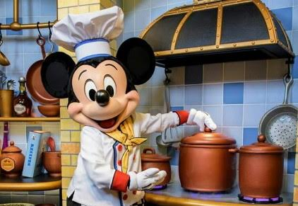 Mickey Mouse Making Special Appearance At Goofy S Kitchen