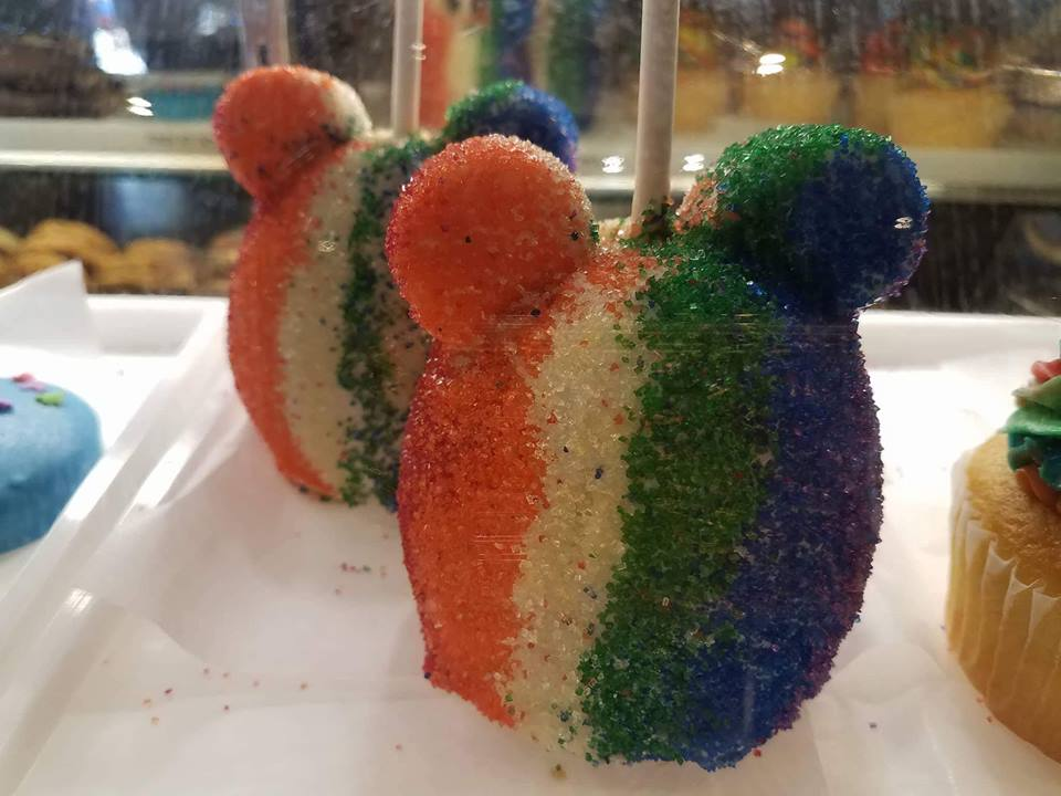 Disney Celebrates Pride Week with These Colorful Treats and Items