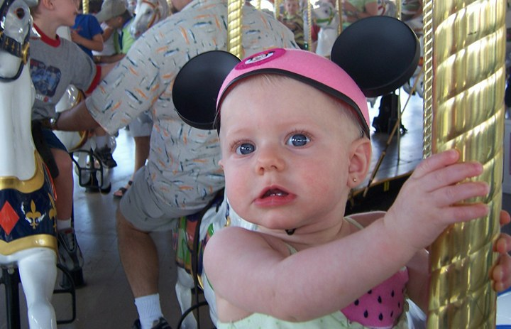 Breastfeeding and Baby Care at Walt Disney World