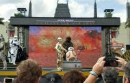 A Galaxy Far, Far Away Stage Show Refurbishment Extended