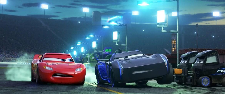 Movie Review Pixar's 'Cars 3'