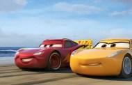 Cristela Alonzo Voice of Cruz Ramirez in Cars 3 Surprises Guests at Disney California Adventure