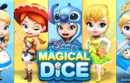 Disney Magical Dice Mobile Phone Game Re-launching Today