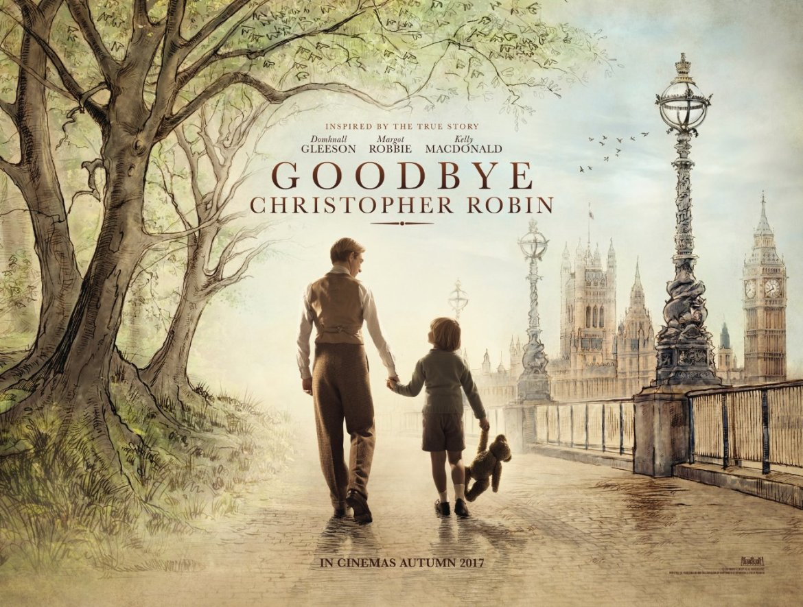 """Trailer Released For """"Goodbye Christopher Robin"""" – Story Of The Inspiration For Winnie The Pooh"""