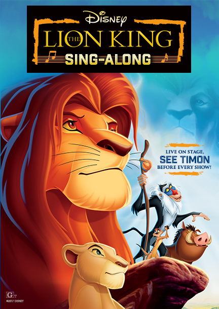 """The El Capitan Theatre Will Be Presenting """"The Lion King Sing-Along"""" With Live Appearance By Timon"""