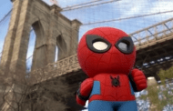 Check Out the Voice Interactive Spider-Man App-Enabled Super Hero
