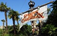Pirates of the Caribbean at Disneyland Slated to Undergo Refurbishment Next Month