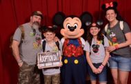Mickey Helps Surprise Siblings with Adoption Announcement