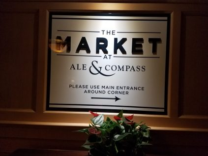 The Market at Ale & Compass