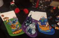 Disney Previews New Holiday-themed Merchandise for Winter 2017