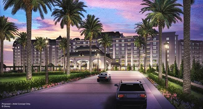 Disney's Riviera Resort Update