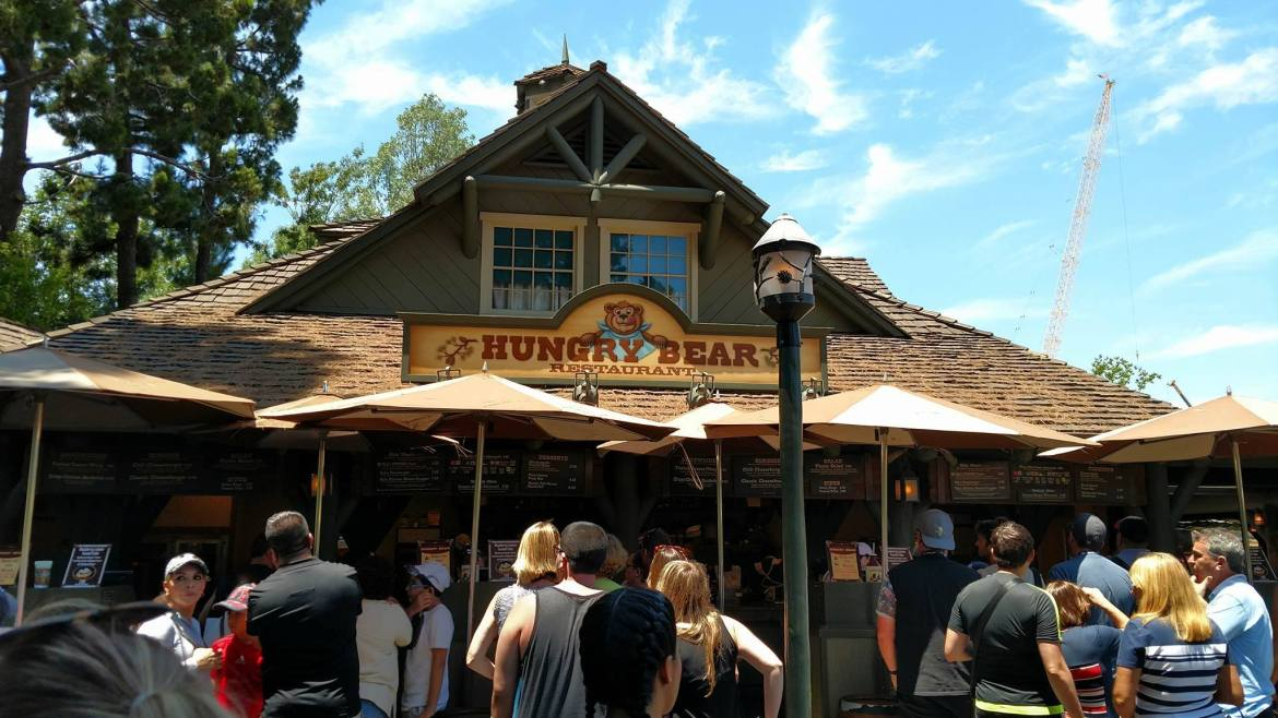 Check Out the New Food Items at Disneyland Parks and Hotels.