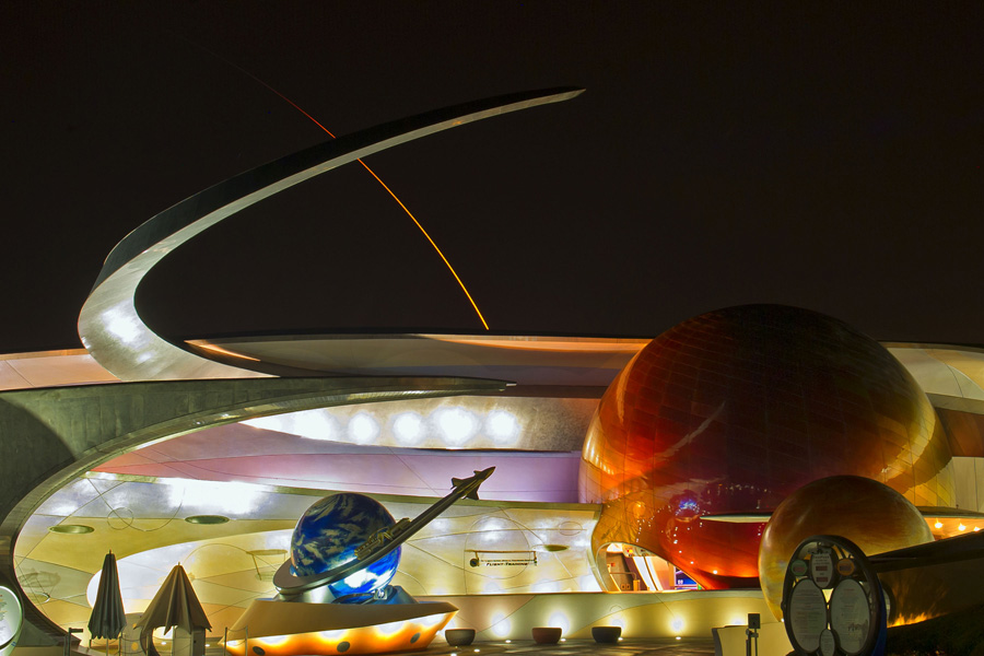 Your First Look at the Relaunched Mission: SPACE!