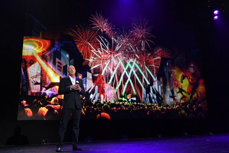 Will Bob Iger's Successor Be the Current Chairman of Disney Parks & Resorts?