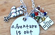 Adventure is Out There with an UP! Inspired Necklace