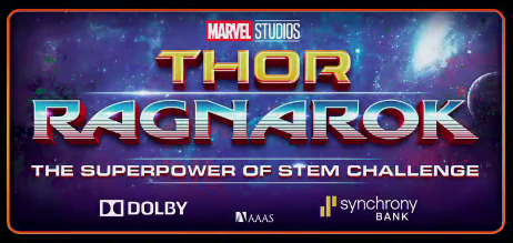 Win a Trip to the Premiere of THOR: RAGNAROK and a Mentorship with The Superpower of STEM Challenge